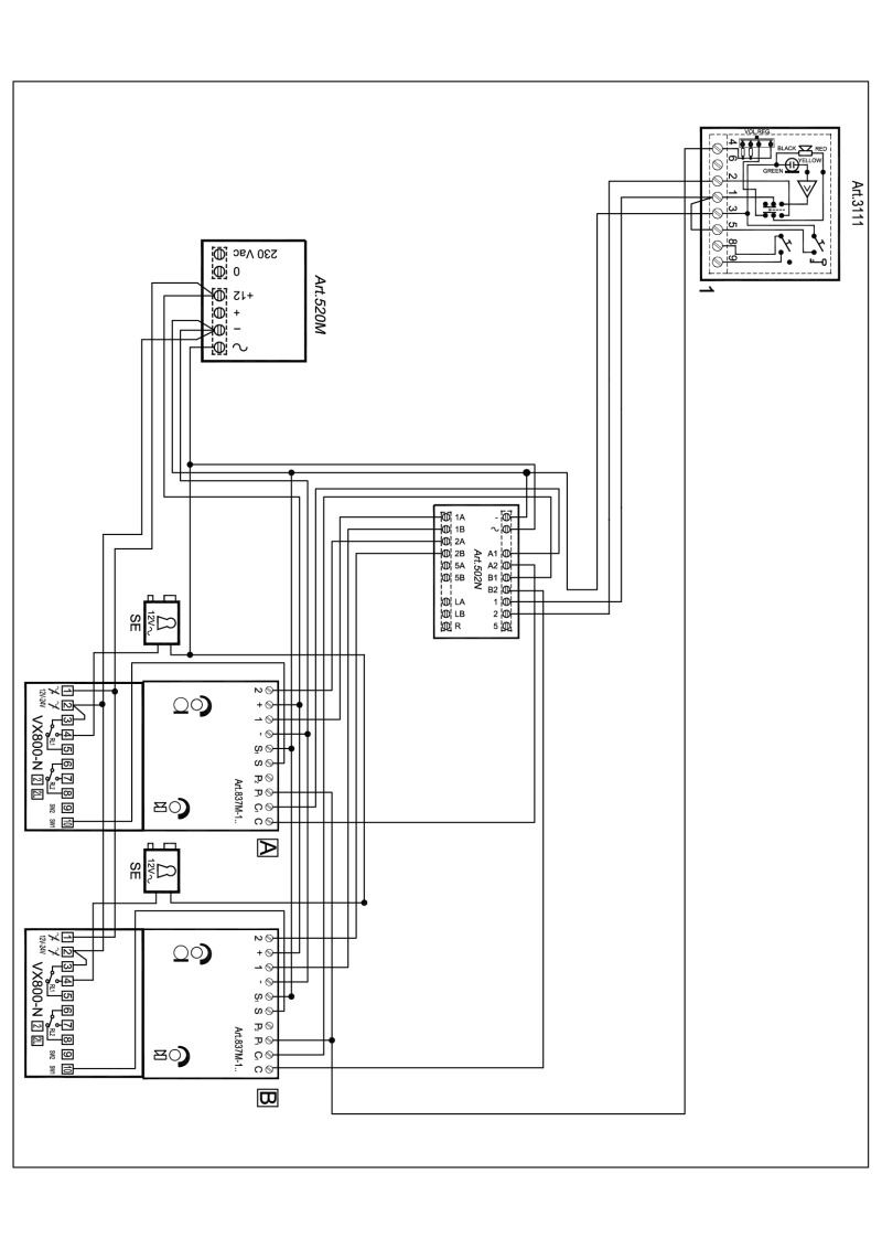 hight resolution of videx 800 series wiring diagrams wiring diagram artinya wiring diagram art