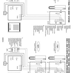 Videx Door Entry Systems Wiring Diagram Audio Amplifier Circuit With Layout Kit Diagrams