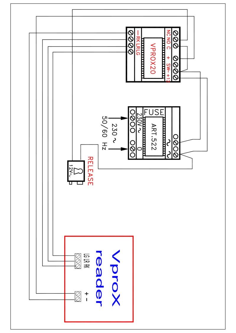 medium resolution of videx ksx1 wiring diagram vprox vprox20 522 12v ac psu
