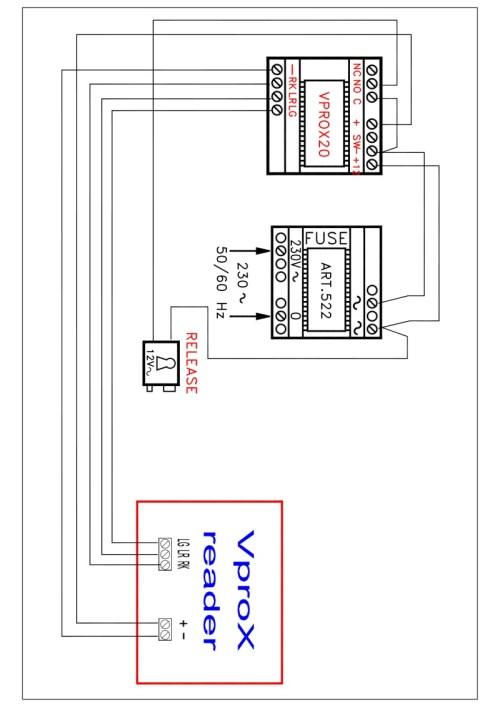 small resolution of videx ksx1 wiring diagram vprox vprox20 522 12v ac psu