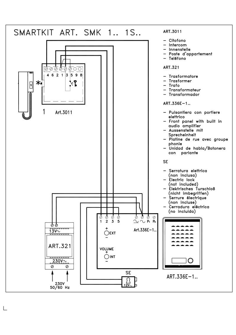 Videx 3011 Wiring Diagram : 25 Wiring Diagram Images