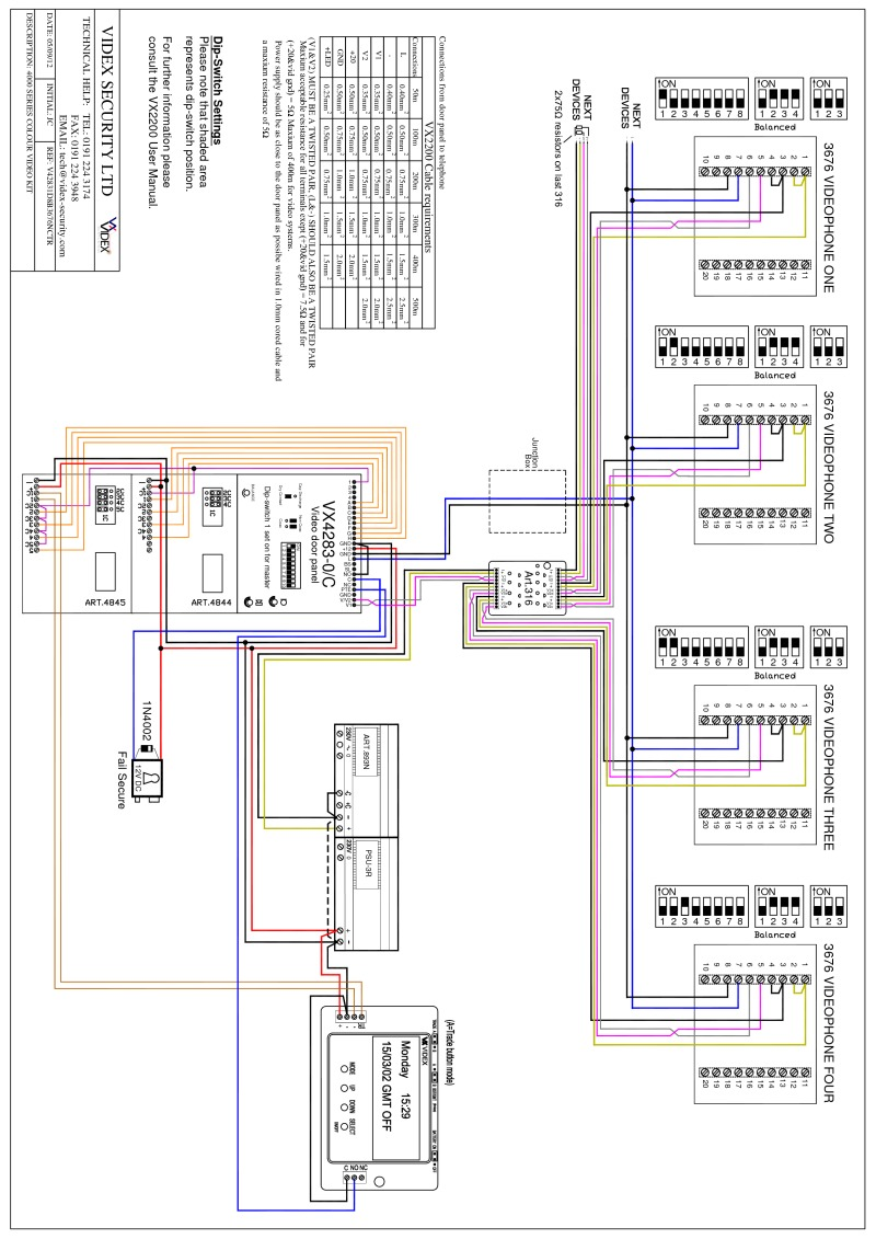 V42831D8B3676NCTR Model?resize=665%2C940&ssl=1 videx 3011 wiring diagram wiring diagram videx 3011 wiring diagram at gsmportal.co