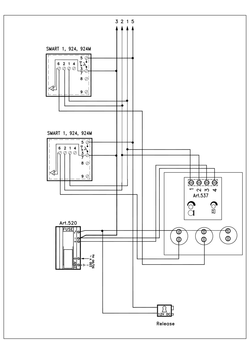 Videx 836 Wiring Diagram : 24 Wiring Diagram Images