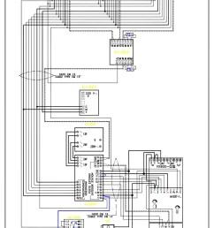 videx video coax system 1 entrance 1 button panel 837  [ 800 x 1132 Pixel ]