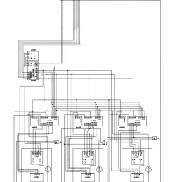 videx video coax system 3 entrance 3 x 1 button 537 [ 800 x 1132 Pixel ]