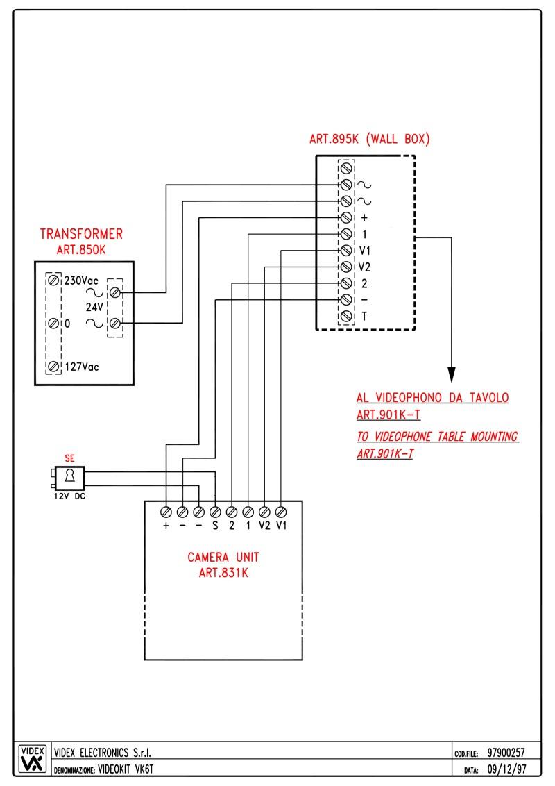 Videx 8000 wiring diagram somurich generous videx wiring diagram photos electrical circuit diagram 1132 cheapraybanclubmaster Gallery