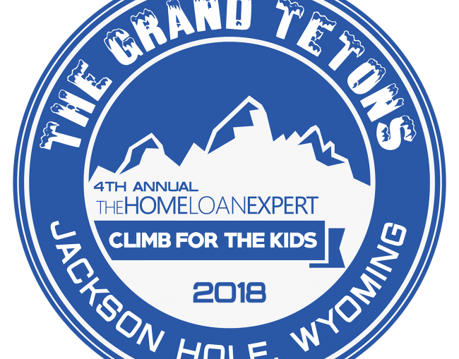 Climb For the Kids 2018