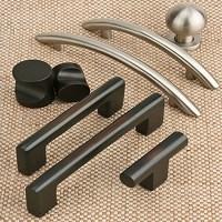 Emtek Contemporary/Modern Brass Cabinet Hardware from Door ...