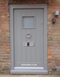 Cottage Door FL33 - Bespoke Doors and Windows
