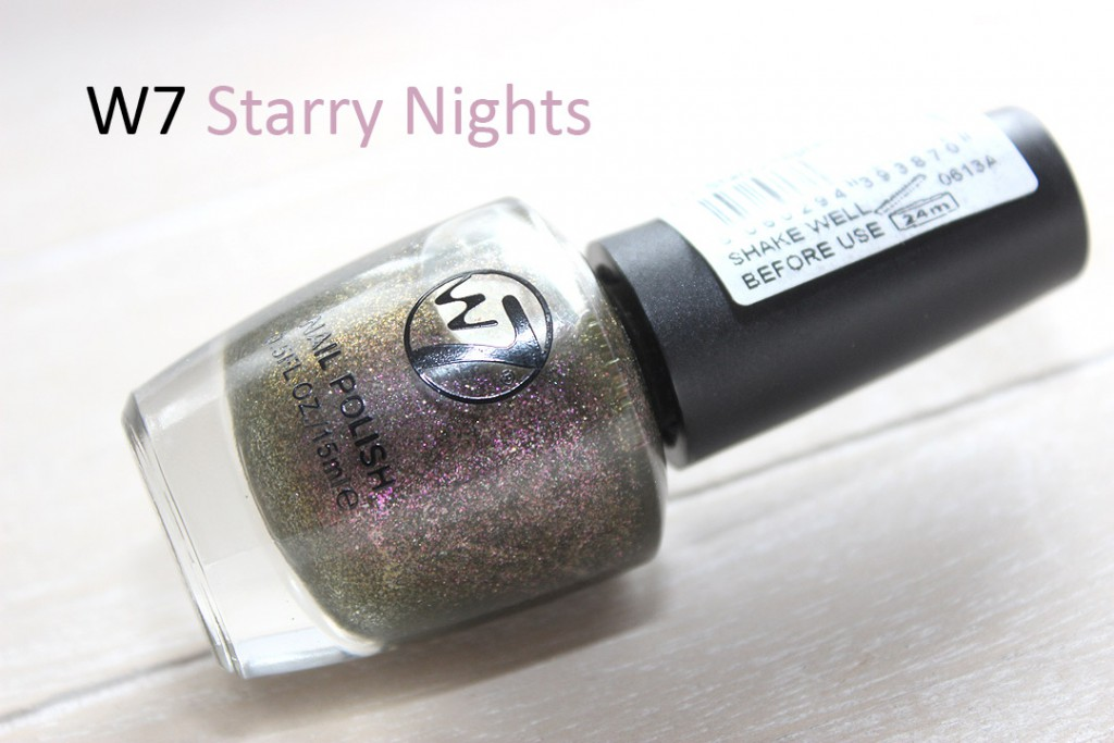 W7 Starry Nights