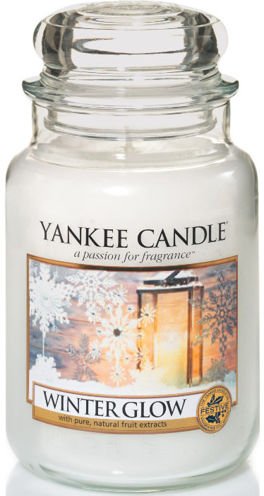 yankee candle herfst winter glow