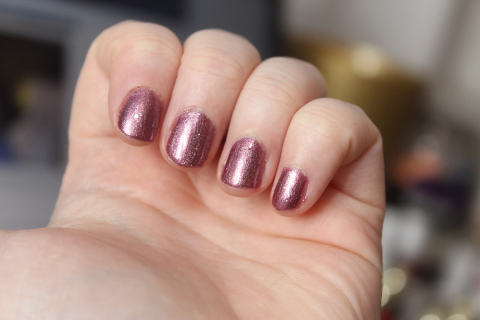 kiko 511 Metallic mercury purple