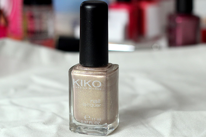 Kiko 479 Pearly Golden Sesame