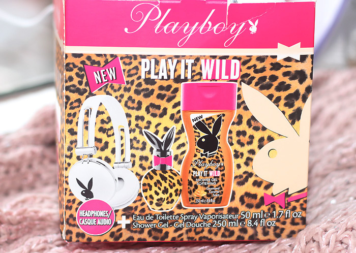 Playboy Play it wild giftbox
