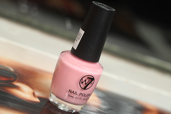 w7 baby pink