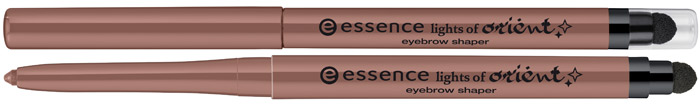essence lights of orient eyebrow shaper sunkissed beauty