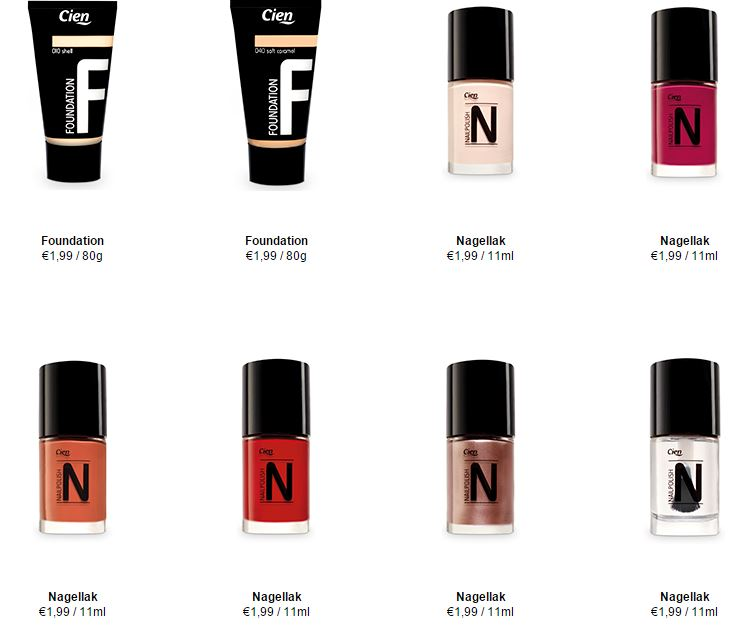 lidl foundation nagellak
