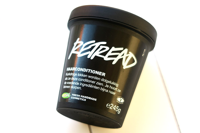 lush retread haar conditioner