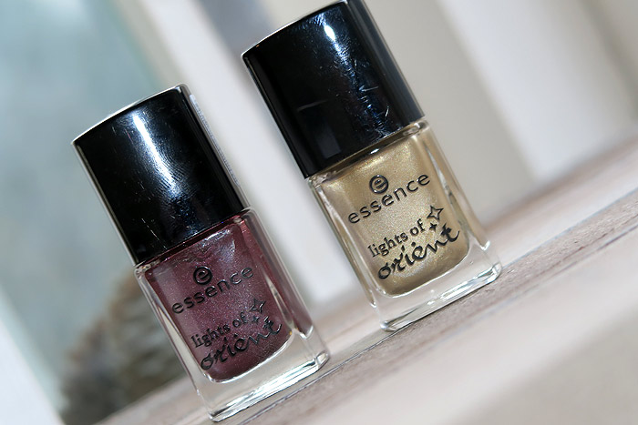 essence lights of orient nagellak nail polish