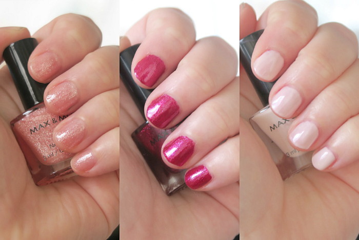 action nagellak setje party glam