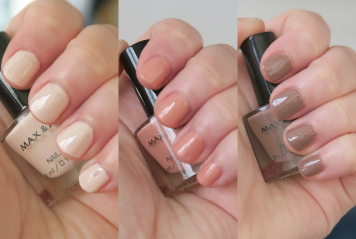 action nagellak setje perfect nudes