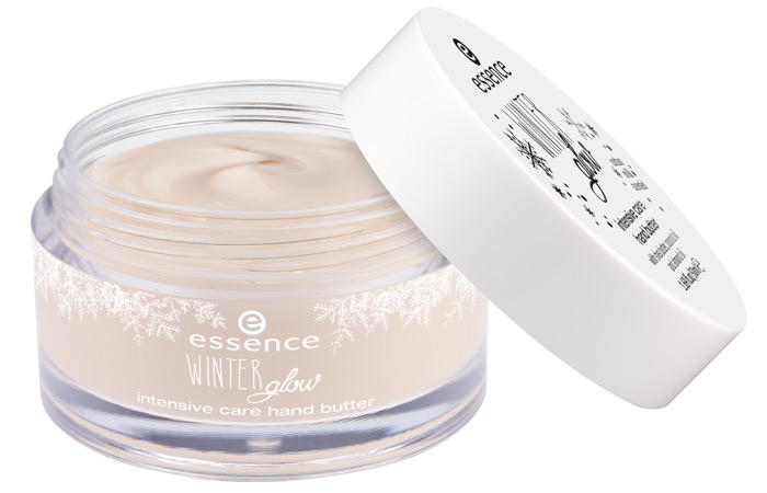 essence winter glow intensive care hand butter
