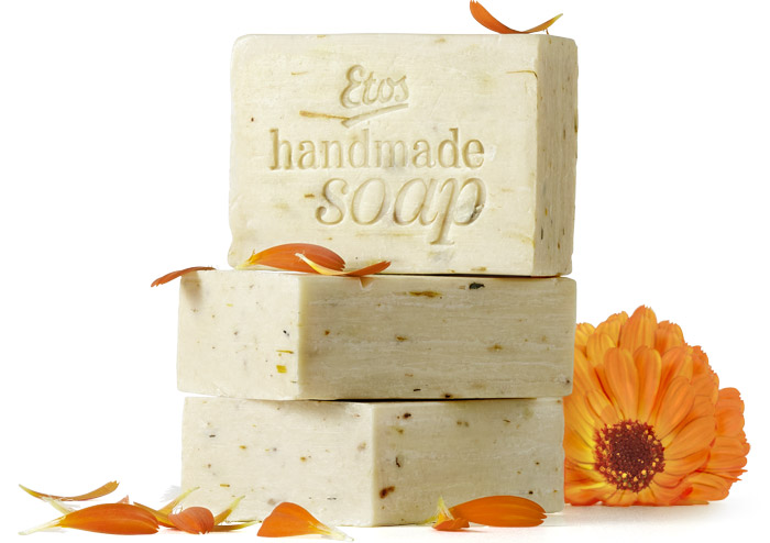 Etos soap it up Handmade Soap Flowers