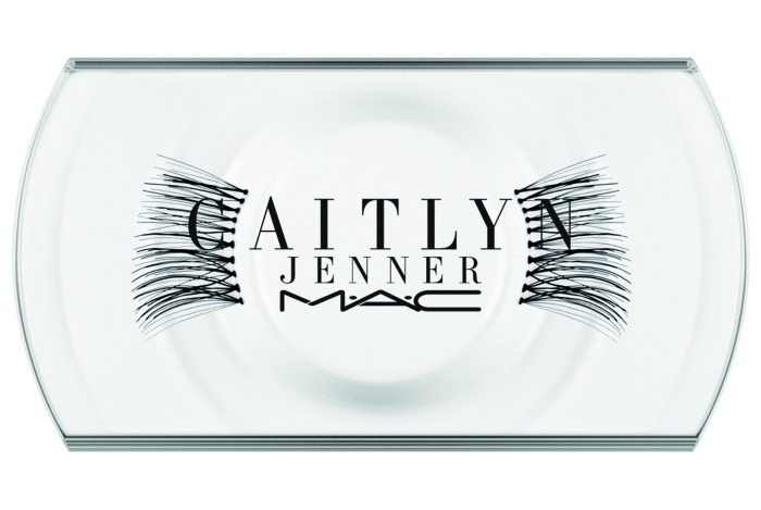 mac caitlyn jenner lashes