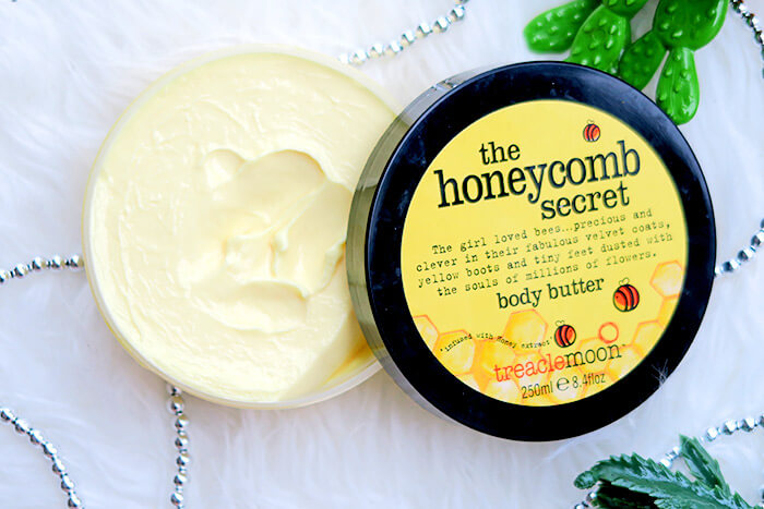 treaclemoon body butter the honeycomb secret