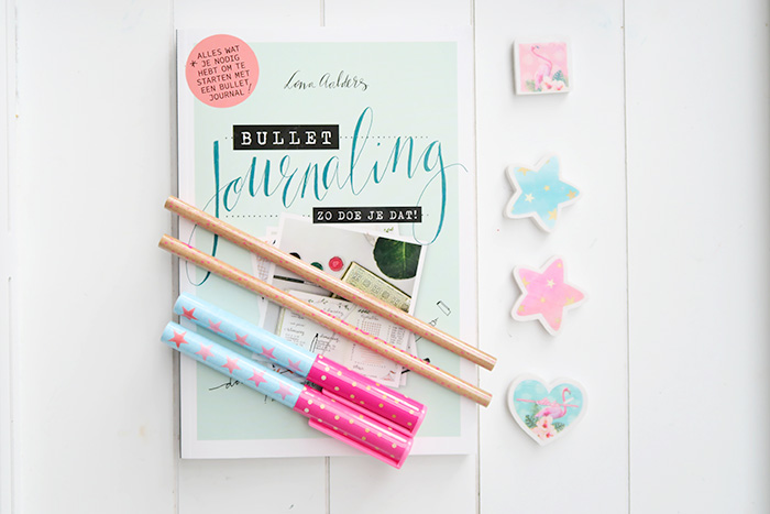 bullet journaling - zo doe je dat!