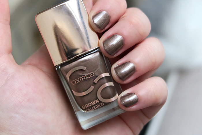 catrice brown collection sophisticated vogue