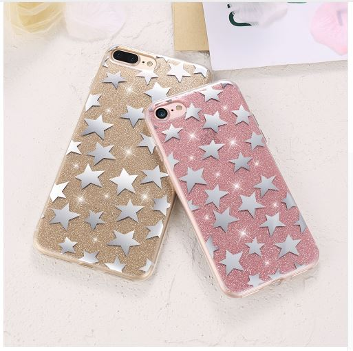 aliexpress telefoonhoesjes iphone 8 plus rose gold star