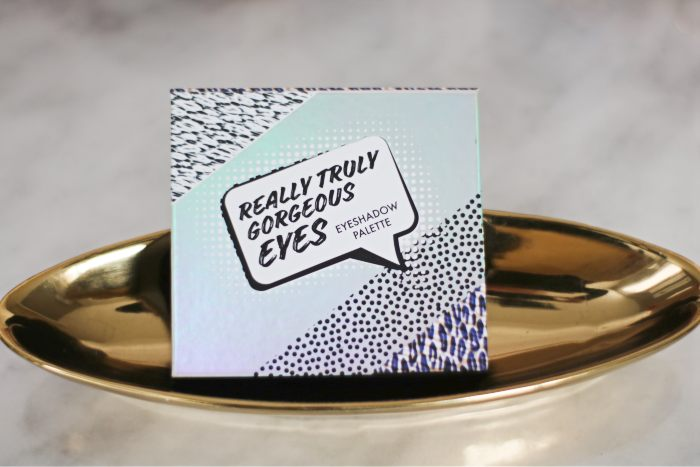 action really truly gorgeous eyes eyeshadow palette
