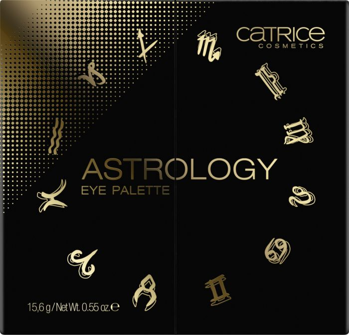 catrice astrology eye palette