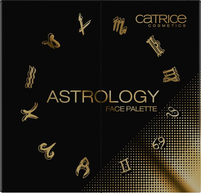 catrice astrology face palette