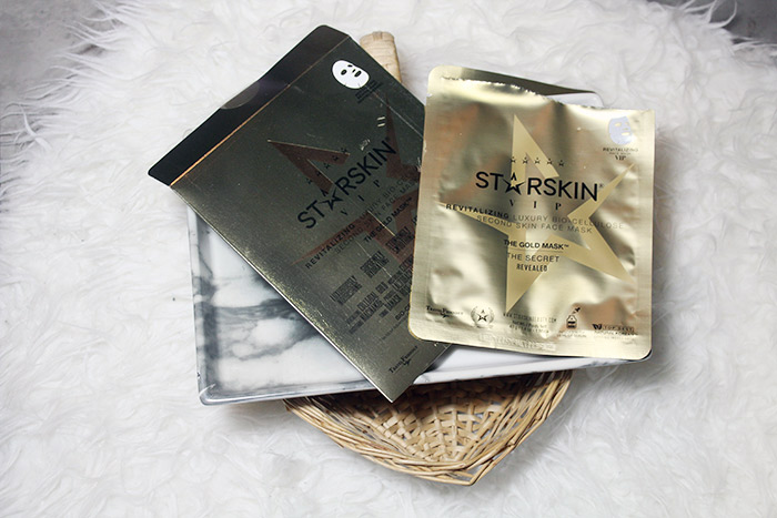 Starskin VIP The Gold Mask (luxe!) review