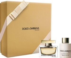dolce gabbana the one koffer