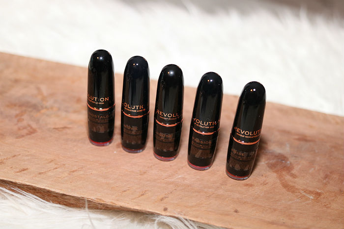 makeup revolution lipstick advent calendar