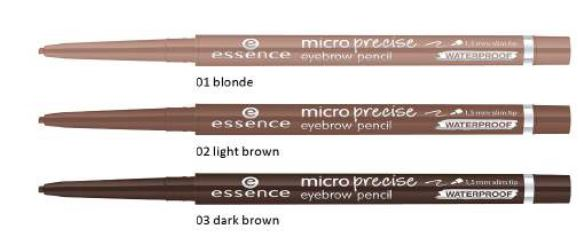 essence lente en zomer 2019 eyebrow pencil
