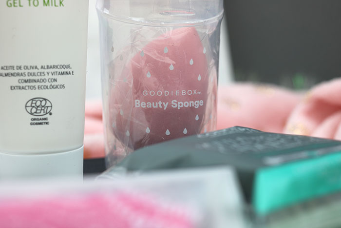 goodiebox beautyblender