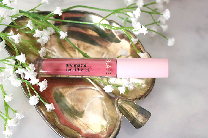 Hema B.A.E. dry matte lipstick True Kiss review