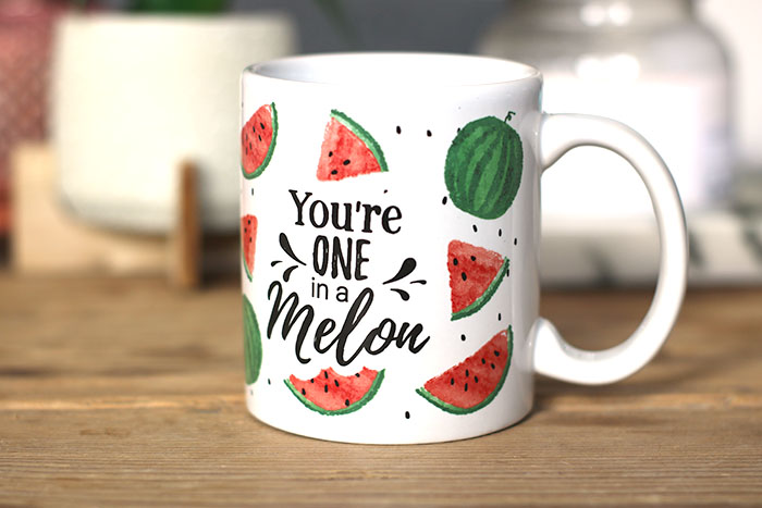 you are one in a melon mok