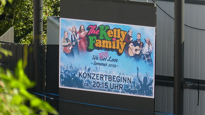 The Kelly Family Loreley 2019 – vanuit het bos (gratis concert!)