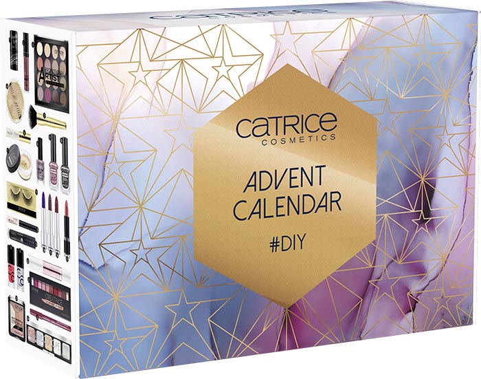catrice advent kalender diy 2019