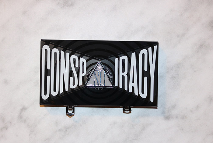 Jeffree Star x Shane Dawson Conspiracy eyeshadow palette