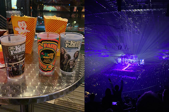 kelly family keulen  lanxess arena