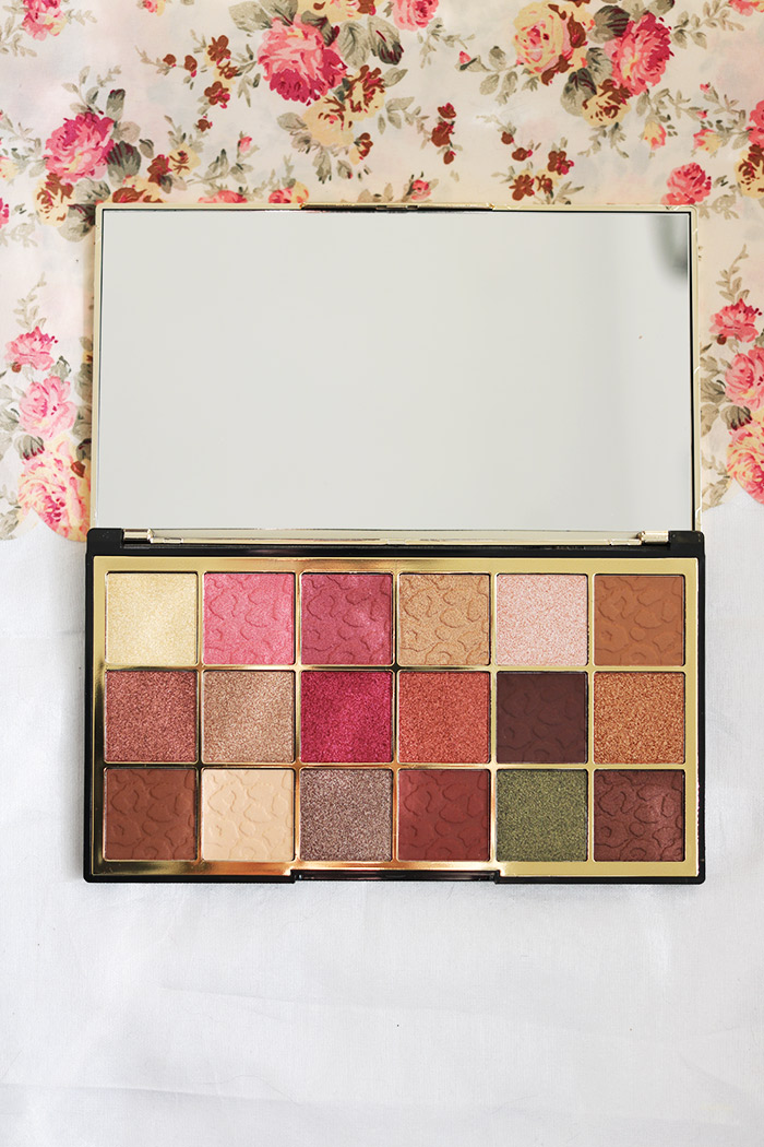 Revolution Courage Wild Animal eyeshadow palette