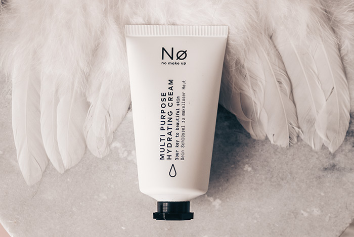 no make up hydraterende creme tube