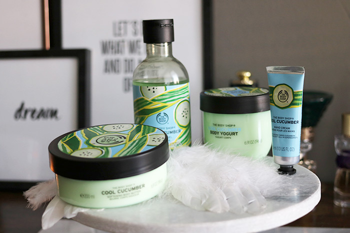 the body shop cool cucumber