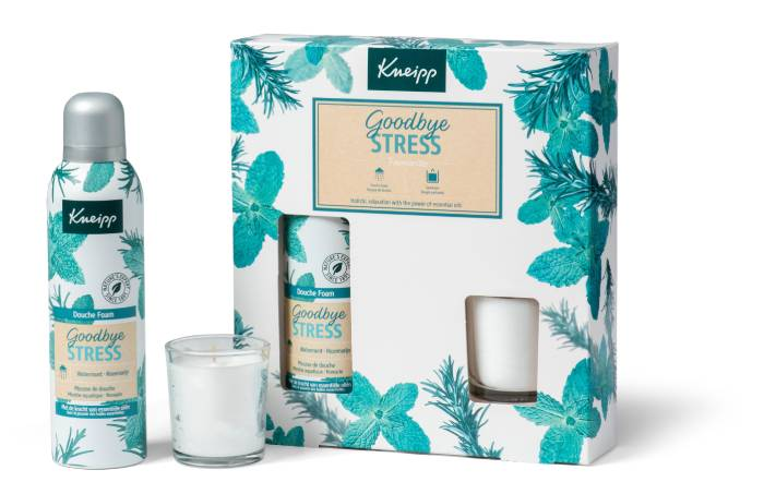 kneipp cadeausets goodbye stress
